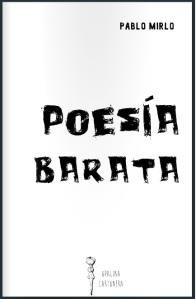 Poesia barata-portada